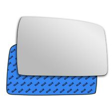 Right wing adhesive mirror glass for Kia Sportage 2004-2007 556RS