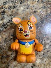 Disney Vinylmation Furry Friends Oliver! Rare Recalled Set! Htf!