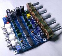HIFI enthusiast preamplifier preamplifier tone board 2-channel source processing