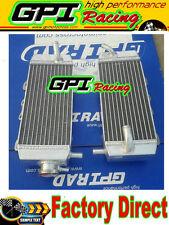 Gpi racing aluminum radiator Yamaha YZ250 YZ 250 1986 1987 1988 1989 86 87 89