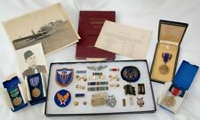 Issued Army United States WWII Militaria Medals & Ribbons