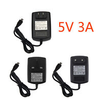 5V 3A Micro USB AC Adapter DC Wall Power Supply Charger For Pi/Switch US p