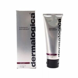 Dermalogica Age Smart Multivitamin Thermafoliant 75ml-NEW BOXED-FREE UK POST!!!!