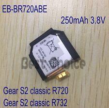 Original EB-BR720ABE 250mAh Battery for Samsung Gear S2 R720 & S2 classic R732