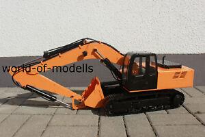 RC4WD 4200XL Bagger Earth Digger Kettenbagger 1:12 Hydraulikbagger  NEU mit OVP