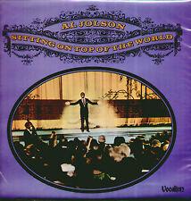 "AL JOLSON "" SITTING ON TOP OF THE WORLD "" LP  NUOVO  (MONO) DECCA RARO!"