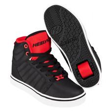 Heelys Uptown Black Red- Various Sizes