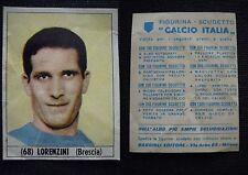 ***CALCIO ITALIA 1965/66*** ED. BAGGIOLI - LORENZINI (BRESCIA) N.68