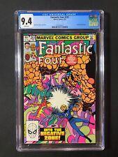 Fantastic Four #251 CGC 9.4 (1983) - Annihilus app