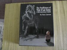 Prehistory of the Far Side:10th anniversary ,Gary Larson. Rare hardback edition