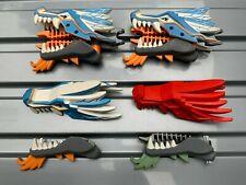 Lego 2x arme weapon sword hilt dragon head manche sabre épée or//pearl gold 36017