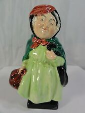 """Royal Doulton """" Sairy Gamp """" Figurine - Absolutely Beautiful"""