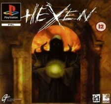 PS1/ Sony Playstation 1 Spiel - Hexen: Beyond Heretic (mit OVP) (USK18) (PAL)