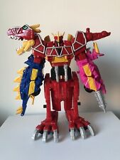 Power Rangers - Deluxe Dino Charge T-Rex Megazord - Complete without Chargers