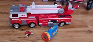 Paw Patrol Feuerwehr + Taschenlampe