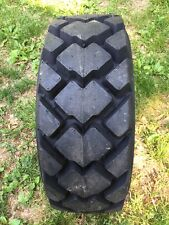 2 Galaxy Hulk L5 10-16.5 Skid Steer Tires for Bobcat & more- 10X16.5 Heavy Duty