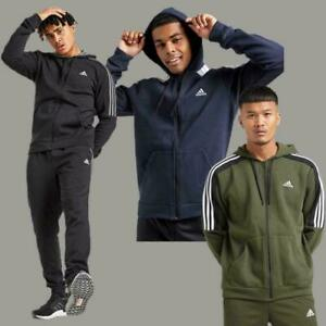 ADIDAS MENS ENERGIZE TRACKSUIT JOGGERS HOODIE JUMPER BOTTOMS FULL ZIP SWEATSHIRT