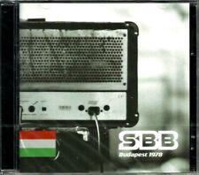SBB - Budapest 1978 [ 2CD ]  ( Sealed / Folia )