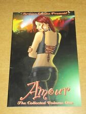 AMOUR COLLECTED VOL 1 ARCANA THOMPSON PINEDA GRAPHIC NOVEL<9781926914725