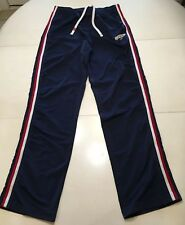 Reebok Mens Pants Pull Away Snap Sides Breakaway WarmUp Pants. Sz Xl Vtg - Euc