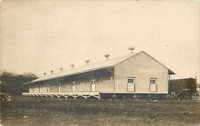 Loading Dock? Sepia Real Photo Postcard~Railroad Box Car~1920s Model Car