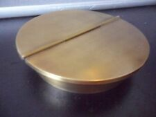 Superbly designed fabulous ASHTRAY in bronze - 500gm in weight-New