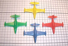 Multiple Product Toymakers MPC USAF Plane Lockheed F80 Shooting Star Jet Fighter