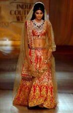 Crystal/Diamante Lengha Wedding Dresses