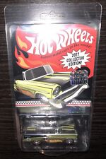 HOT WHEELS 2017 FACTORY SEALED '56 CHEVY CONVERTIBLE KMART MAIL IN !!!