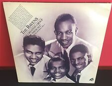 THE RAVENS The Greatest Group Of Them All 1977 ARISTA SAVOY JAZZ Double LP