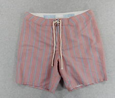 Strong Boalt Palm Beach Classic Swim Cabana Shorts Trunks (Men's Size 32)