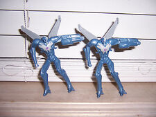 "McDonald's Transformers Prime STARSCREAM Lot of 2 Toy Figures 2013 Hasbro 5"""
