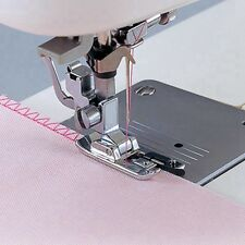 Overlock Vertical Foot Overcast Presser foot for Brother Janome Snap on foot MA