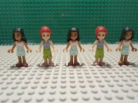 Lego Bundle Friends Minifigures Mia Kate mini figures brand new job lot