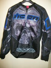 Icon Overlord Reaver Textile Motorcycle Jacket Blue XL/NEW #2820-3503