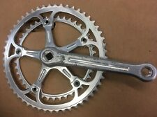 "Campagnolo Strada ""4"". Right Crank Arm Only 170mm.with Chainrings 53/42 teeth"