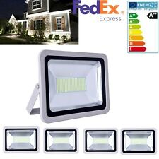 5X 150W SMD LED Cool White Landscape Flood Light Outdoor Garden Light 110V IP65