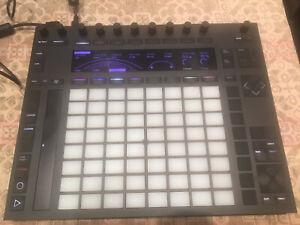 Ableton Push 2 MIDI Controller for Ableton Live W/ Decksaver & Neoprene sleeve