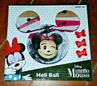 Heli Ball -MINNIE MOUSE- Powerful Levitating Sphere *Compatible w/Heli Remote*