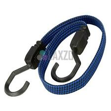 Silverline Flat Bungee Cord Lifting 380 mm With Strong Steel Hooks
