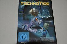 DVD Technotise ( Edit i ja ) Serbien 2009 - Science Fiction - Film Neu OVP