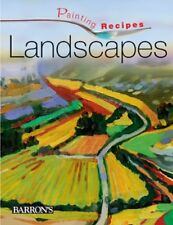 Landscapes (Painting Recipes),Gabriel Martin Roig, Maria Fernanda Canal, Maria