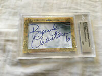 Brandi Chastain 2018 Leaf Masterpiece Cut Signature signed autographed 1/1 JSA