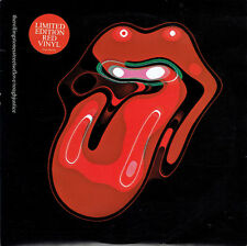 Vinyl Single: The Rolling Stones - Streets Of Love Rough Justice Limited