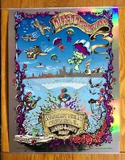 Mike Dubois Gnome Dream Land Island Heady Art Psychedelic Mini Tapestry 30x45