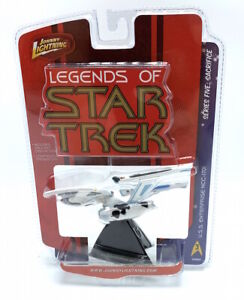 Johnny Lightning Star Trek Series Five 5 Sacrifice U.S.S Enterprise NCC-1701 new