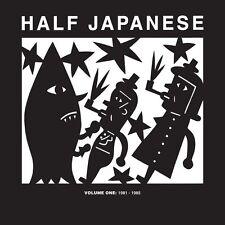 Half Japanese - Volume One 1981 - 1985 LP Box Set Vinyl BRAND NEW SEALED Fire
