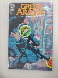 Green Arrow #13 DC Comics