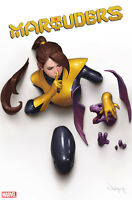 Marauders 3 DX Marvel 2019 1:25 Jeehyung Lee Variant X-Men Kitty Pryde