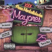 Various Artists : Para Mentalidades Mayores CD